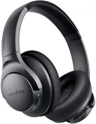 Anker Soundcore Life Q20 Hybrid Headphones Over Ear Bluetooth Headset