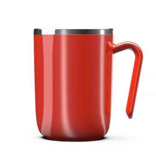 Bilikay Ceramic Coffee Mixing Cup Automatic Self Stirring Mug