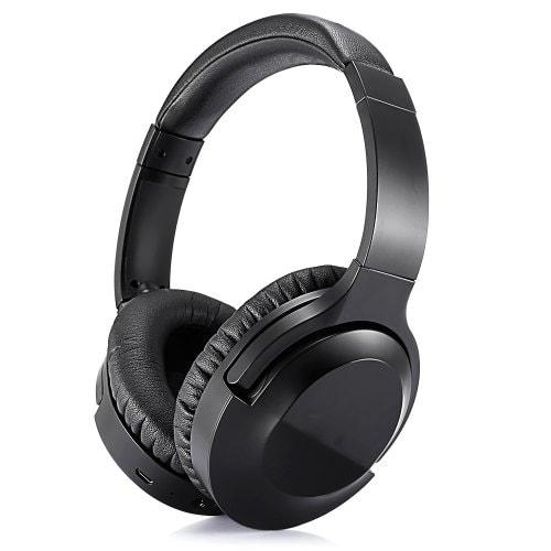 Bilikay JH ANC804 Wireless Headphones Active Noise Cancelling Headset