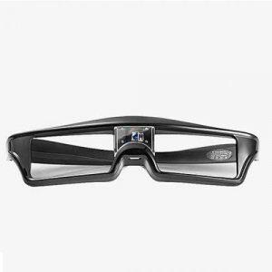 Bilikay LCD Active Shutter 3D Glasses