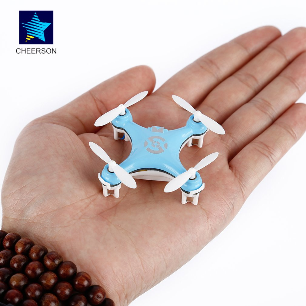 Cheerson CX-10 Mini 4CH 2.4GHz 6 Axis Gyro RC Quadcopter (different colors)