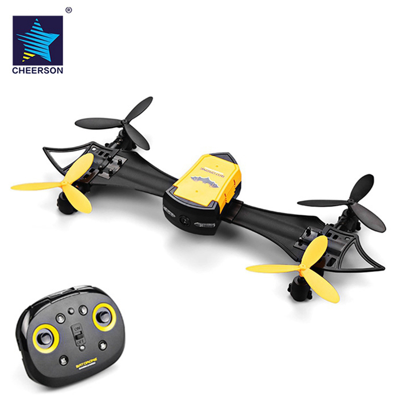 Cheerson CX70 RTF Mini Foldable Watch Quadcopter WiFi FPV Camera RC Drone