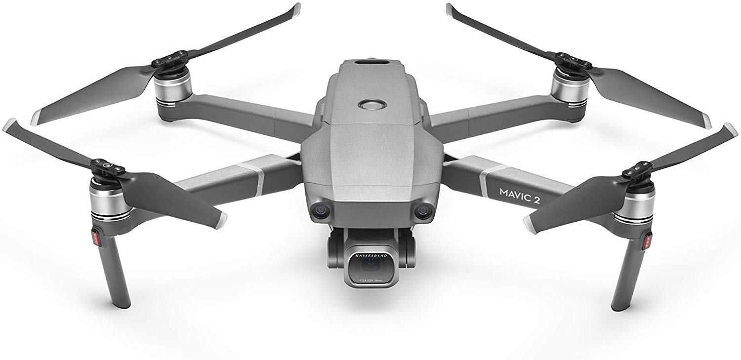 DJI Mavic 2 Pro Quadcopter with Hasselblad Camera HDR Video Drone