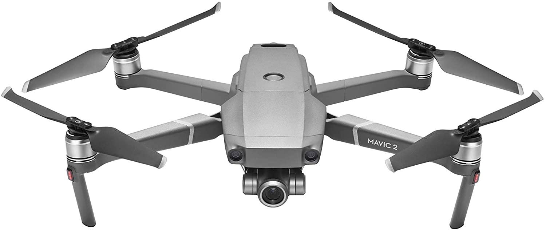 DJI Mavic 2 Zoom Quadcopter 24-48mm Optical Zoom Camera Drone