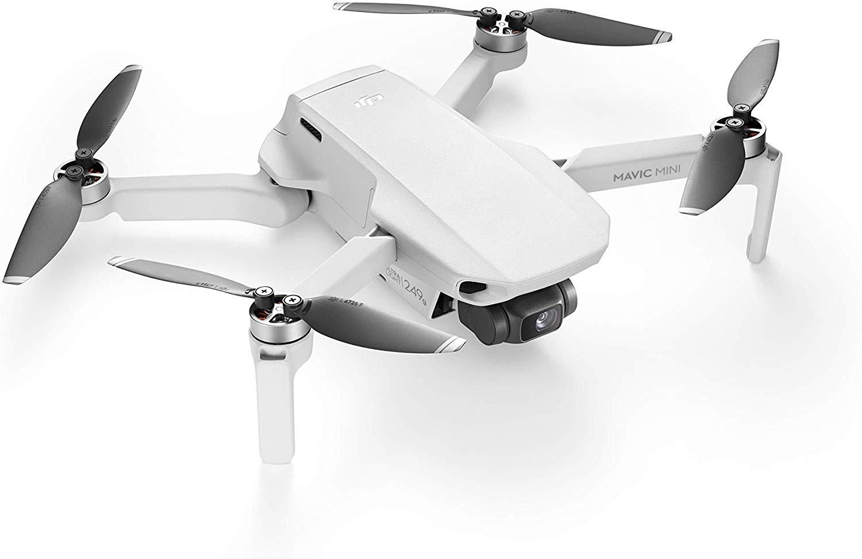 DJI Mavic Mini Drone 3-Axis Gimbal GPS 30min Flight Time FlyCam Quadcopter