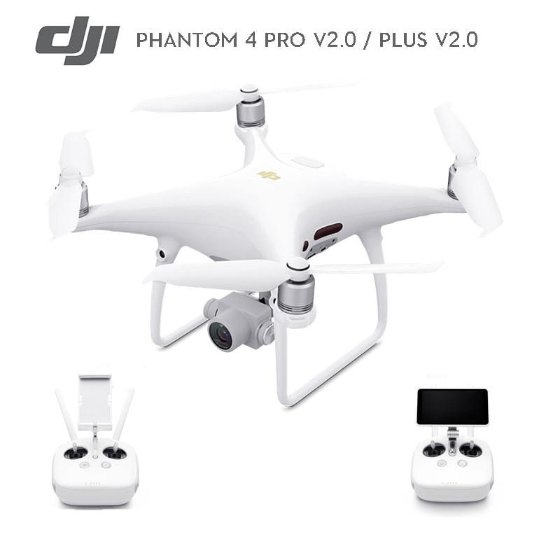 DJI Phantom 4 Pro V2.0 Drone 7KM FPV 30mins Flight Time RC Quadcopter