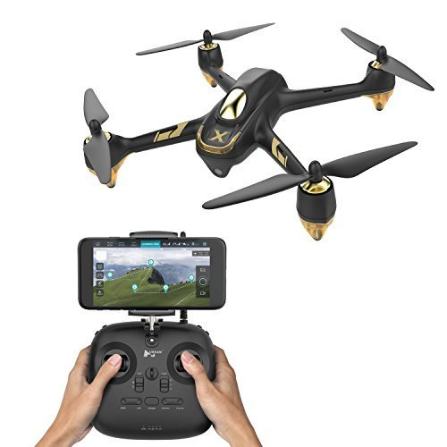 Hubsan X4 H501A GPS Drone Brushless Motor HD Camera 6 Axis Gyro Quadcopter