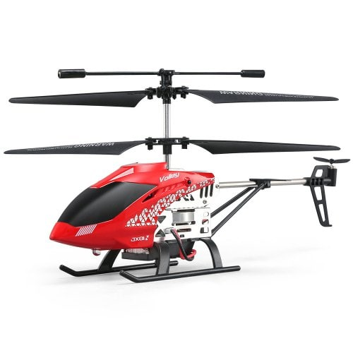 JJRC JX01 RC Helicopter With LED Light for RTF Crash Resistance Drone