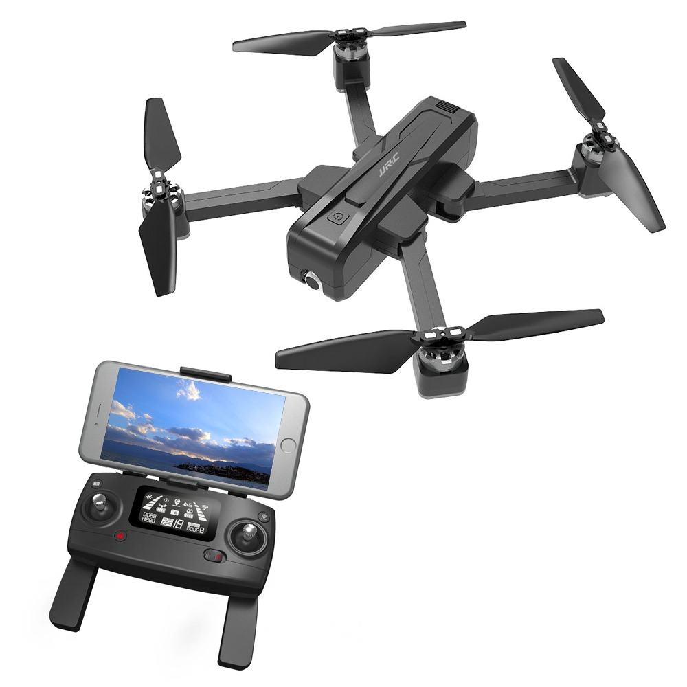JJRC X11 5G Drone RTF WiFi GPS RC GPS Tracking Optical Flow Positioning