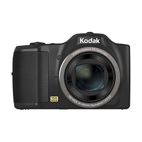 Kodak 16 Friendly Zoom Fz152 Digital Camera 15x Optical Zoom 24mm Wide Angle