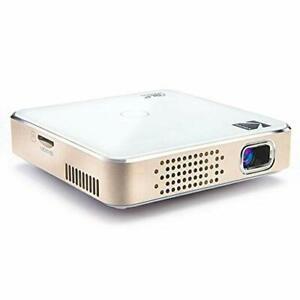 KODAK Luma 350 Portable Powerful 4K Ultra HD Rechargeable Smart Projector