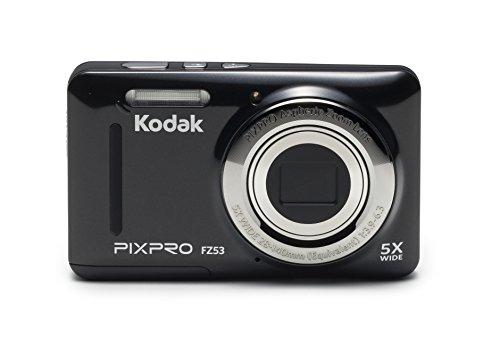 Kodak PIXPRO Friendly Zoom FZ53-BK DC Digital Camera