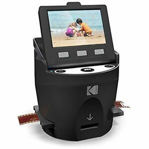 KODAK SCANZA Digital Film & Slide Scanner (Converts Film Negatives & Slides to JPEG)