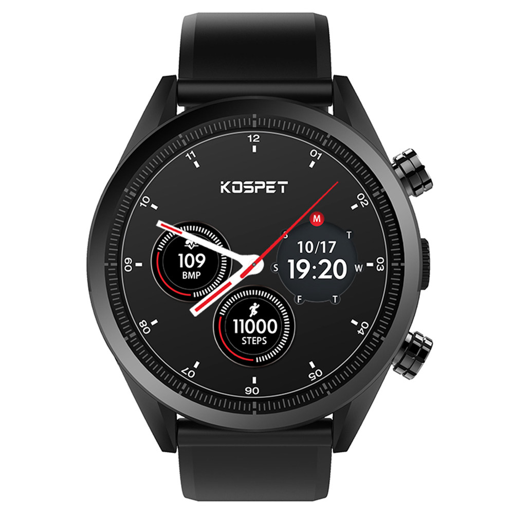 Kospet Hope 4G Smart Watch Phone With Big 8.0MP Camera and 32GB ROM Memory