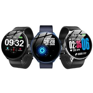 Kospet V12 Smartwatch Functional Health Monitoring Sports Tempered Glass Watch
