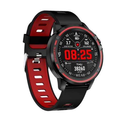 LEMFO L8 Smartwatch Android & IOS ECG PPG Men's Sports Watch