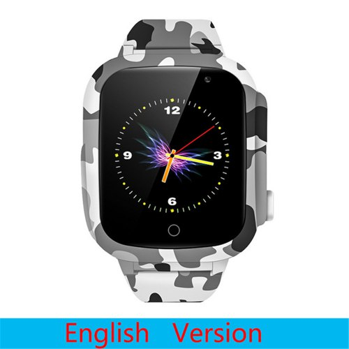 LEMFO LEC2 Pro 4G Smartwatch Waterproof GPS One-click Help Children Watch