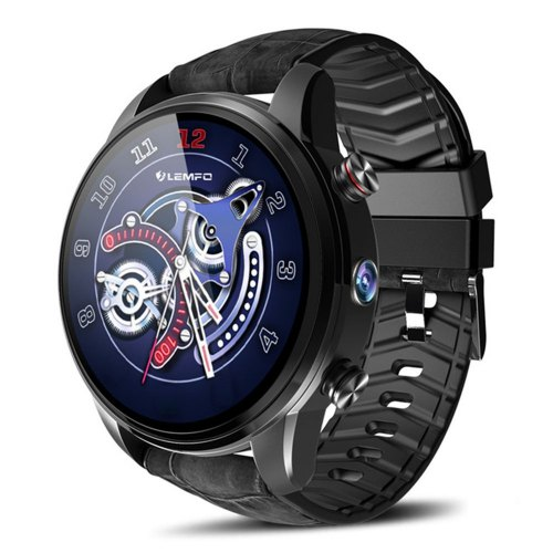 LEMFO LEF3 Smart Watch GPS LTE 4G Smartwatch With 2MP Camera