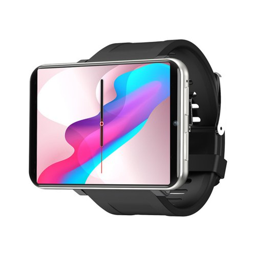 LEMFO LEM T 4G Smartwatch With HD Large Display Large Memory