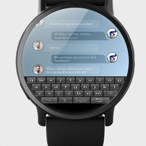 LEMFO LEM X 4G Mobile Smart Watch