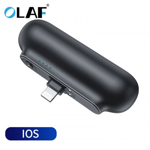 OLAF Type C Portable Mobile Phone Power Supply