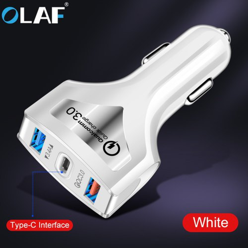 Wide Range Olaf USB Car Chargers