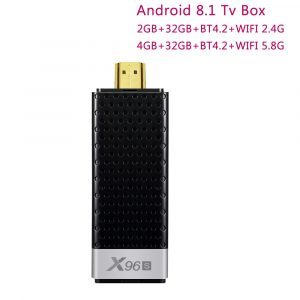 X96S TV Stick Smart TV Box