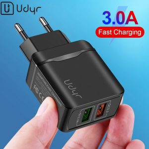 Udyr USB-Charger Quick Charge 3.0 Universal