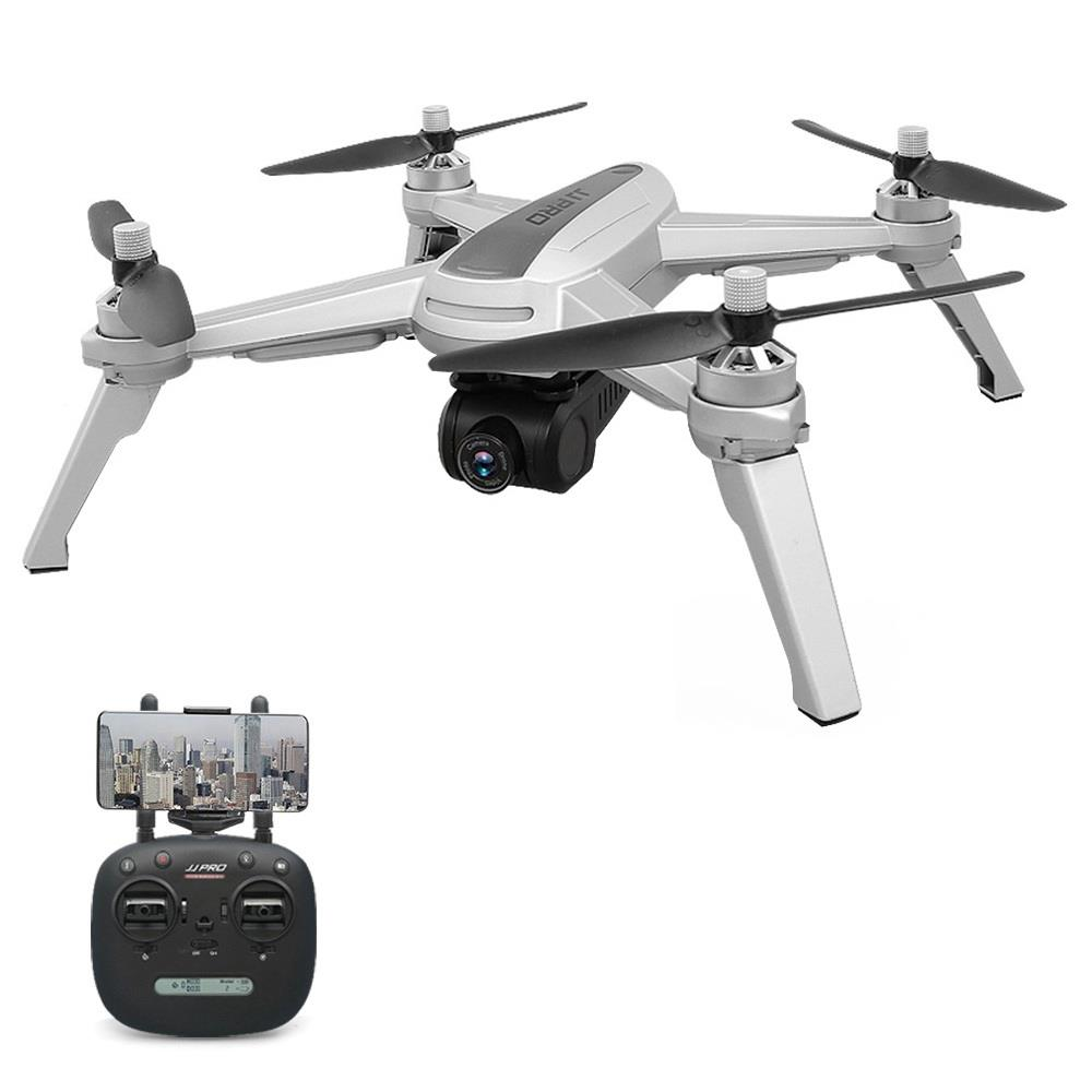 JJRC JJPRO X6 RC Quadcopter Brushless Motor with 2-Axis 5G FPV Live Video and GPS