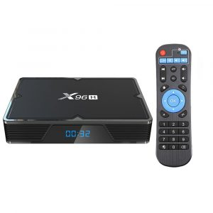 X96H Smart TV Box Android 9.0