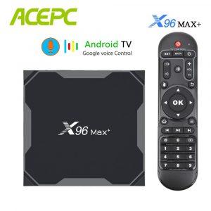 X96 MAX Smart TV Box