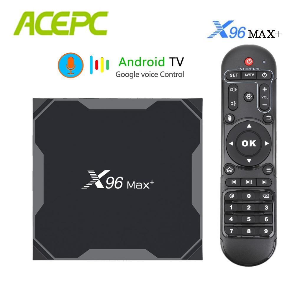 X96 MAX Smart TV Box WiFi 4K Streaming Media Player 1080P Home Entertainment