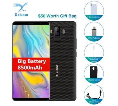 Bluboo S3 6.0-Inch Sharp FHD+ phone
