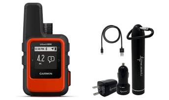 Garmin InReach Mini Handheld GPS Satellite Communicator SOS Alert
