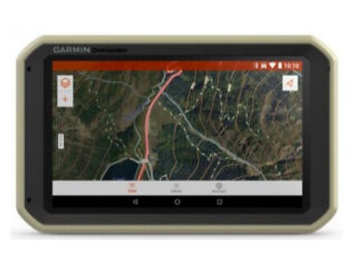 Garmin Overlander 7-inch Color Touchscreen Rugged Multipurpose Navigator