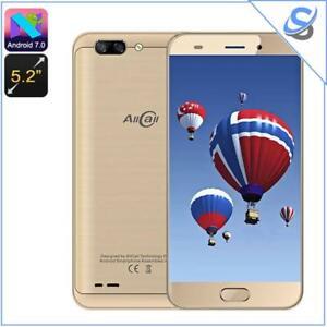 Allcall Atom 4G 5.2 inch Phone 16GB 2.0MP + 8.0MP Dual Rear Cameras