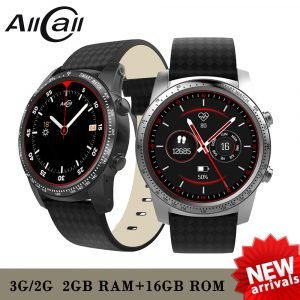 AllCall W1 GPS 3G/2G Smart Watch Phone