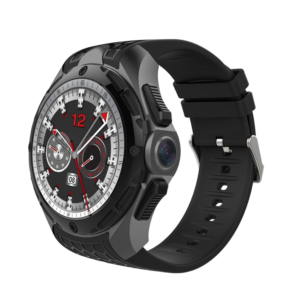 Bestselling AllCall W2 Smartwatch 16GB Sports Health Monitor Smart Watch (IOS, Android)