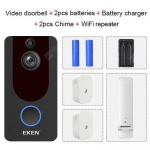 EKEN V7 HD 1080P Smart Home Video Doorbell