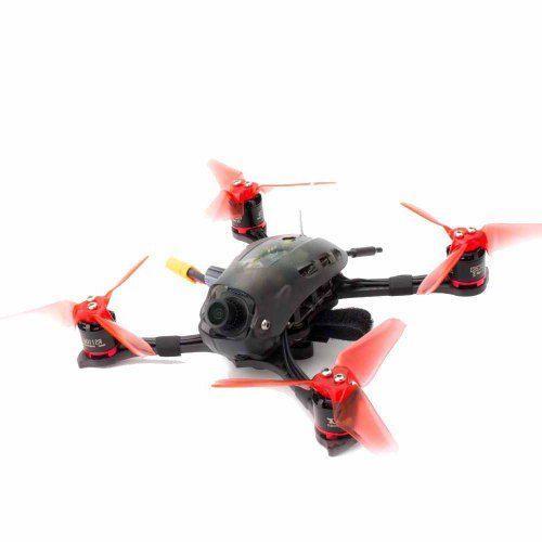 Hot 1set EMAX Babyhawk RC Drone With RS1106 5.8g VTX Micro CCD Sensor Camera