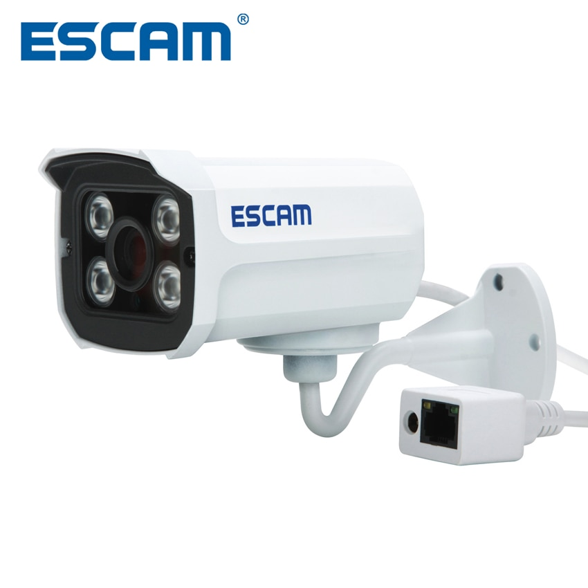 ESCAM QD300 Bullet IP Camera IR Night Vision Infrared Security CCTV Camera