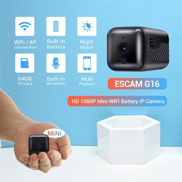 ESCAM G16 Battery Camera