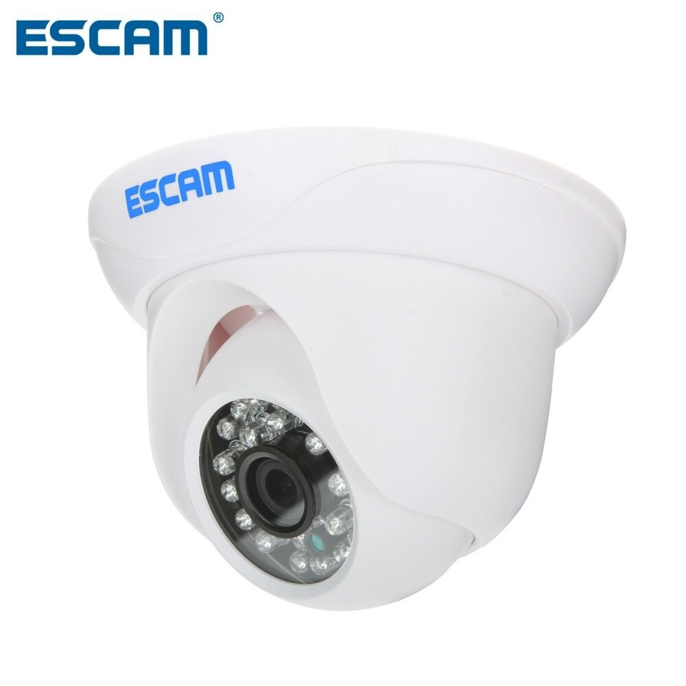 ESCAM Snail QD500 Camera Waterproof Indoor Outdoor IP Camera Infrared Camera