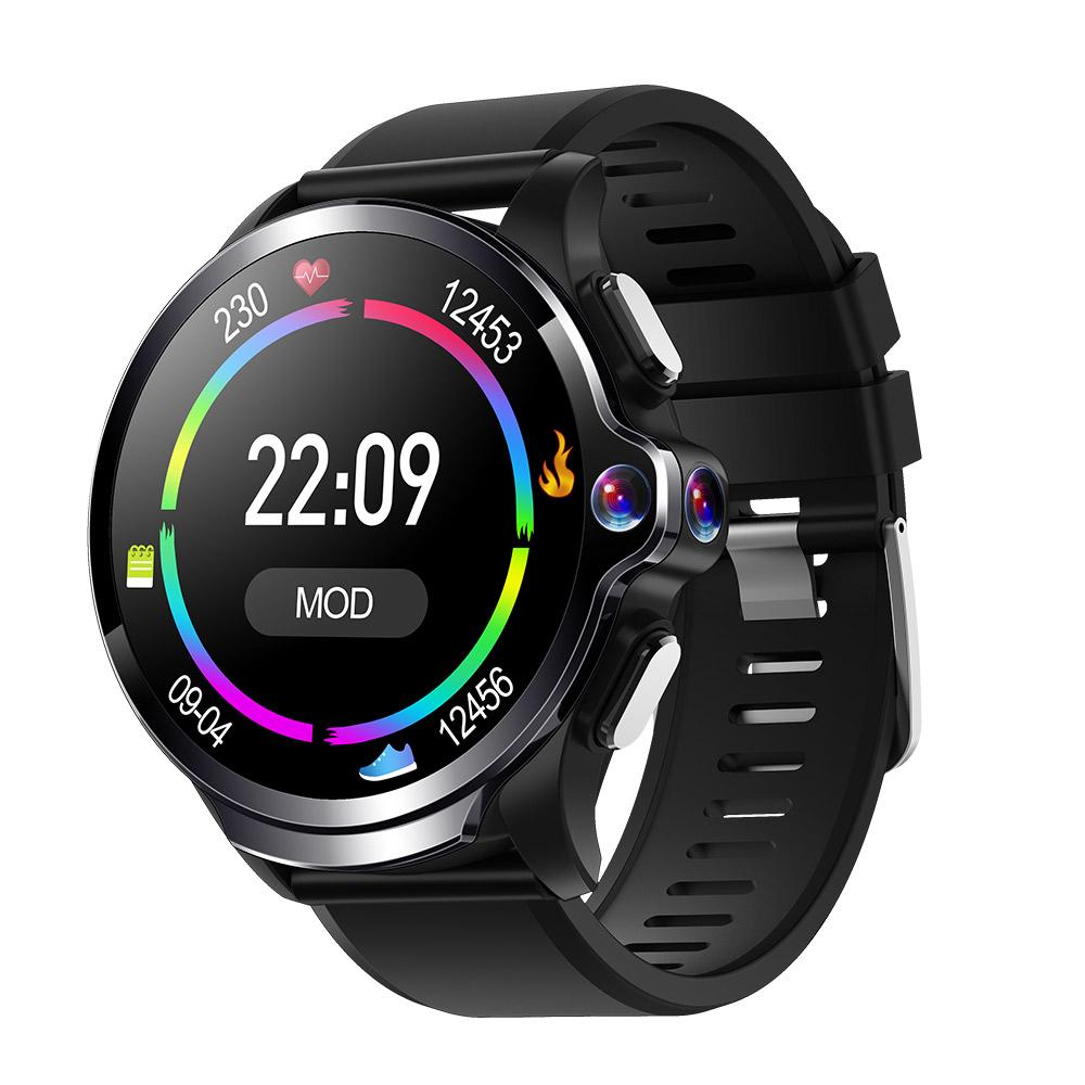 Allcall GT Long Battery Life Waterproof Face Unlock 4G LTE Smart Watch Phone