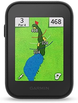 Garmin Approach G30 Handheld Golf GPS Full-color Course Mapping Touchscreen Display
