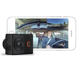 Garmin Dash Cam Tandem Front and Rear Dual-lens Dash Camera With Interior Night Vision