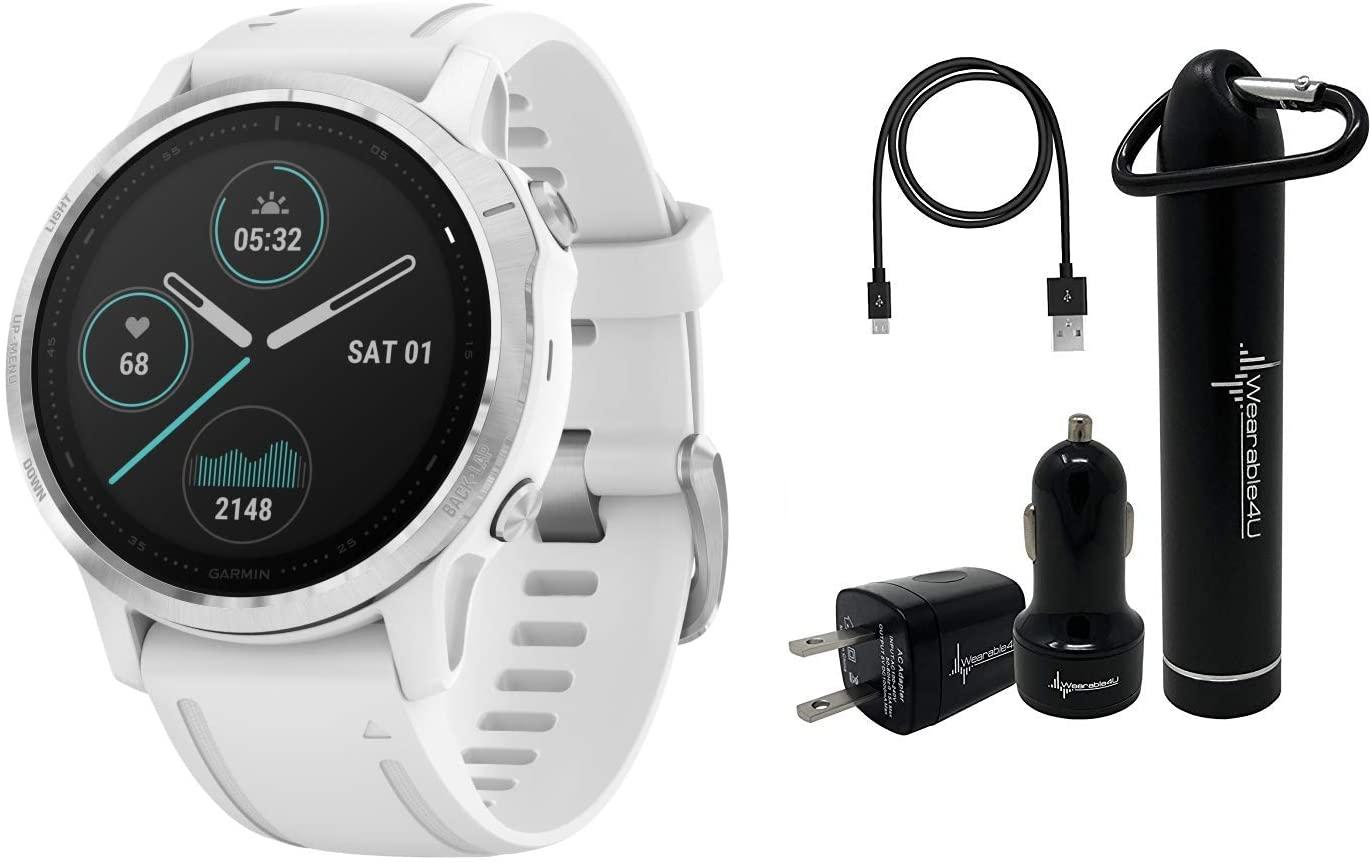 Garmin Fenix 6S Sapphire Multi Sport GPS Watch