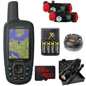Garmin GPSMAP 66i Hiking Camping Outdoor Satellite Communicator