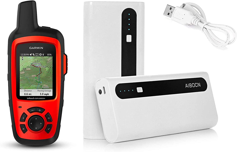 Garmin in Reach Explorer+ Outdoor Satellite Communicator