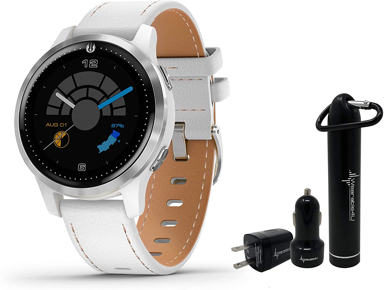 Garmin Legacy Saga Premium Smartwatch